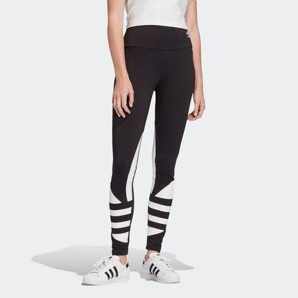 adidas Legging Adidas LRG LOGO  ORIGINALS Preto