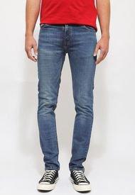 Jeans Levis LVM 511 slim  Azul - Calce Slim Fit
