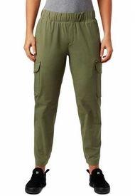 Pantalón Mujer Wondervalley Verde Mountain Hardwear