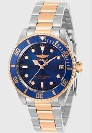 Reloj 30605 Acero Oro Rosa Invicta