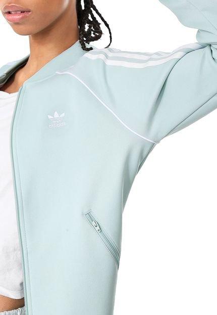 adidas Originals Jaqueta Bomber adidas Originals Sst Tt Verde