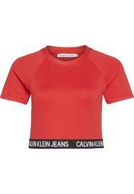 Camiseta P/ Dama Calvin Klein