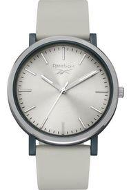 Reloj Fran Plateado Reebok