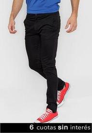 Pantalón Negro Shaffe Co