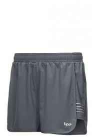 Short Mujer Challenge Shorts Gris Lippi