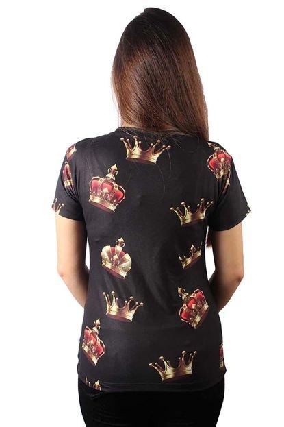 Over Fame Camiseta Baby Look Coroa Real Coroas Md02 S2XZu