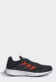 Tenis Running Negro-Rojo-Blanco adidas Performance Duramola Sl