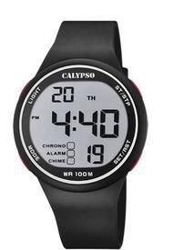 Reloj Color Run Negro Calypso