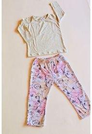 Pijama Rosa Shimpumpam Tesoro