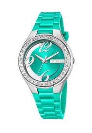 Reloj Casual Verde Calypso