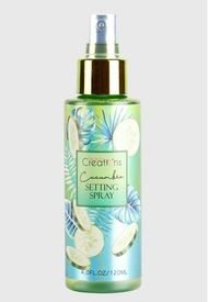 Fijador Spray De Maquillaje Aroma Pepino Beauty Creations