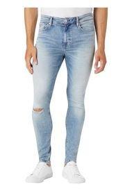Jeans Super Skinny Denim Calvin Klein