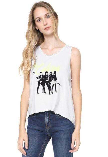 Calvin Klein Jeans Regata Calvin Klein Jeans Rock Branca nk9i4