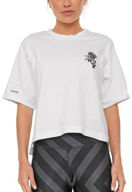adidas Performance Camiseta adidas Performance Wip1 W Off-white