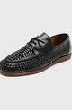 Zapato de Vestir Cuero Negro Staple Superior