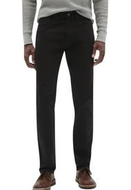 Jeans Slim Black Hombre Negro GAP