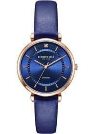 Reloj Azul Kenneth Cole New York