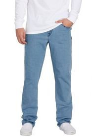 Jeans Regular Fit Azul Volcom