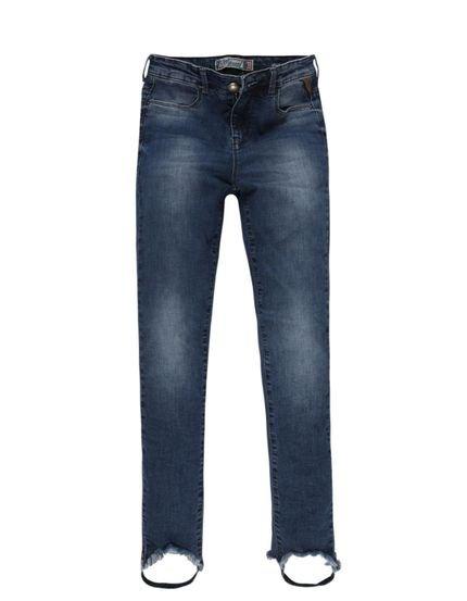 Khelf Calça Jeans Khelf Com Pezinho Jeans JKQr1