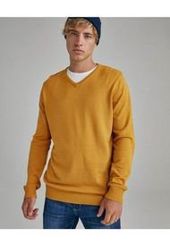 Sweater Amarillo Equus Kiel