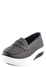 Zapato Sira Negro Weide