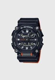 Reloj Digital-Análogo Naranjo G-Shock