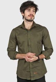 Camisa Verde  Wintertex