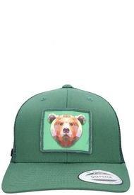 Jockey Truck Bear Verde Panama Jack