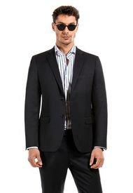 Blazer Suit London Negro New Man