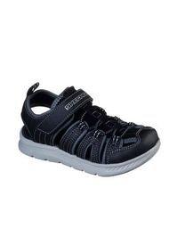 Sandalia C Flex Sandal 2.0Heat Blast Negro Skechers