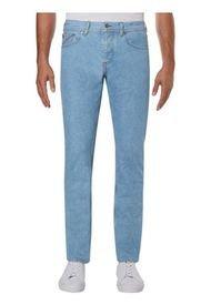 Jeans Slim Bleecker Str Vilas Indigo Azul Tommy Hilfiger