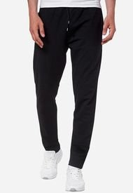 Pantalón Buzo Clásico Negro U Esenciales