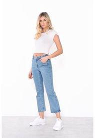 Jeans Glamorous Azul - Calce Holgado