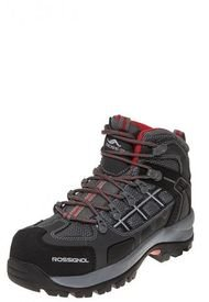 Botin Impermeable Tacora Gris Oscuro Rossignol