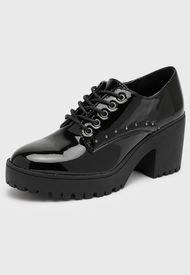 Zapato de Vestir Negro FiveBlu