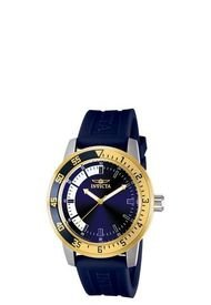 Reloj Invicta 12847 Azul Poliuretano