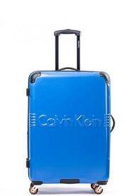 """Maleta Delancy Azul 24"""" Calvin Klein"""