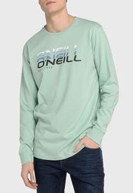 Polera O'Neill ML Menta - Calce Regular