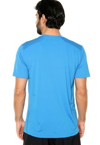 Para exponer Lobo con piel de cordero No pretencioso  Camiseta Nike Legacy Ss Top Azul - Compre Agora   Kanui Brasil