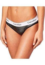 Panties Bikini Modern Cotton Wet Look Calvin Klein