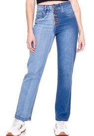 Jeans Ficher Azul Best West Jeans