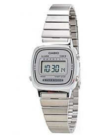 Reloj Casual Plateado Casio