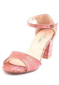 Zapato Casual Viki Rosado Weide