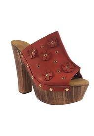 Sandalias  Confort Con  Plataforma Roja Maker´s Cami 3
