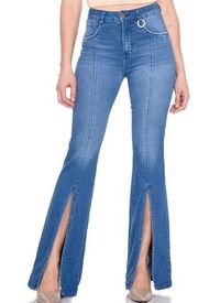 Jeans Magda Azul Best West Jeans