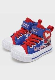 Zapatilla Multicolor Mickey Mouse