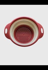 Colador Plegable De Silicona Para Cocina Circular Brando