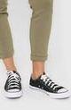 Zapatilla Negra Converse Chuck Taylor All Star Core OX
