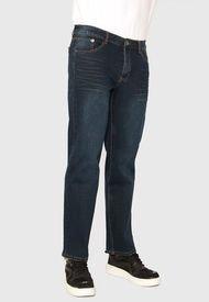 Jeans Ellus Recto Azul - Calce Regular