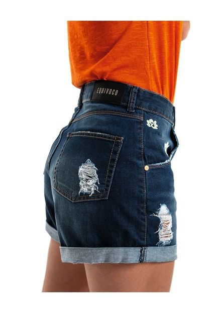 Equivoco Shorts Jeans Equivoco Madison